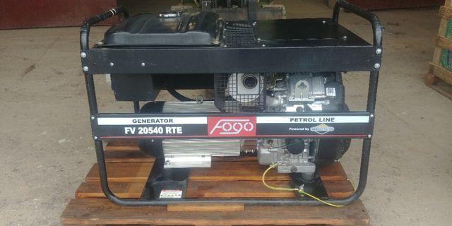 Sprzedam agregat prądotwórczy Fogo FV 20540 RTE