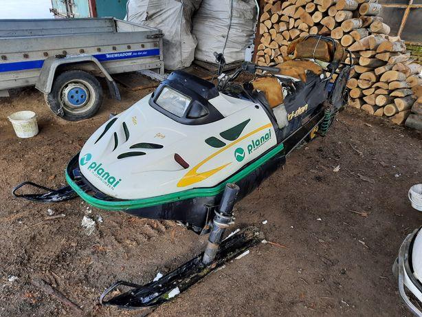 Skuter śnieżny Ski doo Skandic 500/600 części Rotax 593