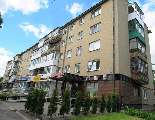 Трикімнатна квартира в центрі Луцька по проспекту Волі, будинку 35