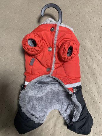 Куртка, комбинезон зимний для собаки/кота