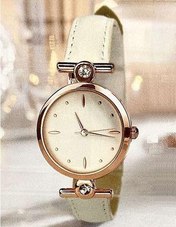 Подарок Элегантные Часы со Стразами Yves Rocher Ив Роше