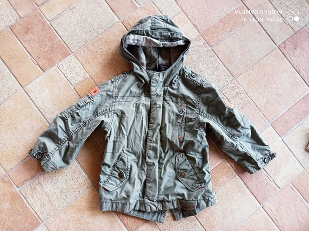 Dziecięca kurtka H&M 12-18 miesięcy