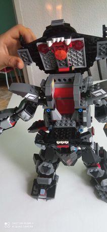 Lego Ninjago Movie Mechaniczny człowiek Garma (70613)