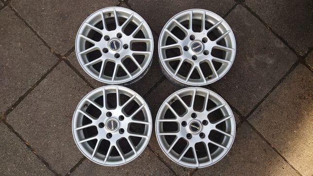 Felgi aluminiowe DBV Arizona 15 7x15 ET35 5x114.3 komplet EXCENTRIC