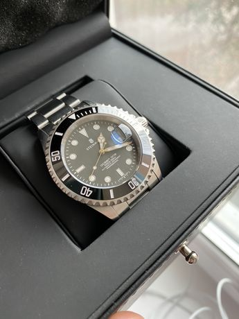 Steinhart Ocean One black ceramic 42 mm