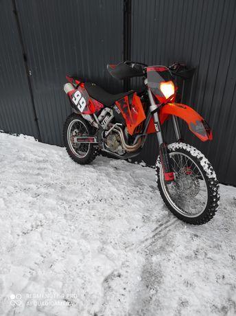 Sprzedam KTM EXC 250 4T 2002r