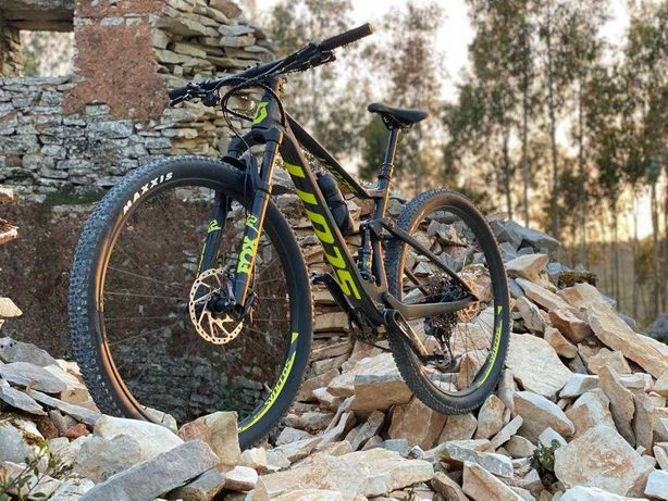 Bicicleta Scott Spark RC comp 2021 - Tamanho M