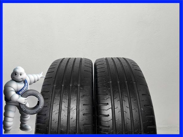 2x 205/55R16 91V Continental ContiEcoContact 5 2016r. 6,5mm