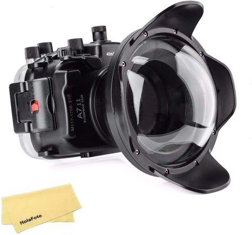 Podwodna obudowa Meikon dla Sony A7II / A7RII / A7SII