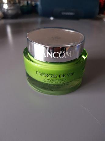 Lancome energie de vie la masque argile  maska z zieloną glinką