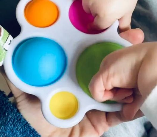 POP IT - Антистресс игрушка Simple Dimple. BPA FREE
