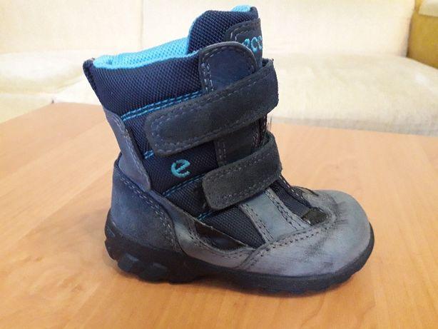 Дитячі зимові чобітки ECCO. 23 розмір