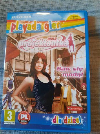 Gra PC Mała projektantka