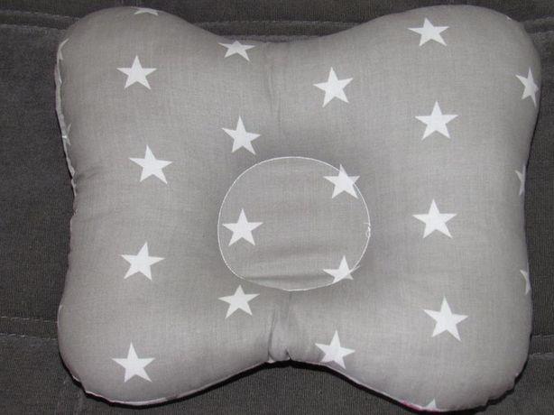 Подушка бабочка для новорожденного