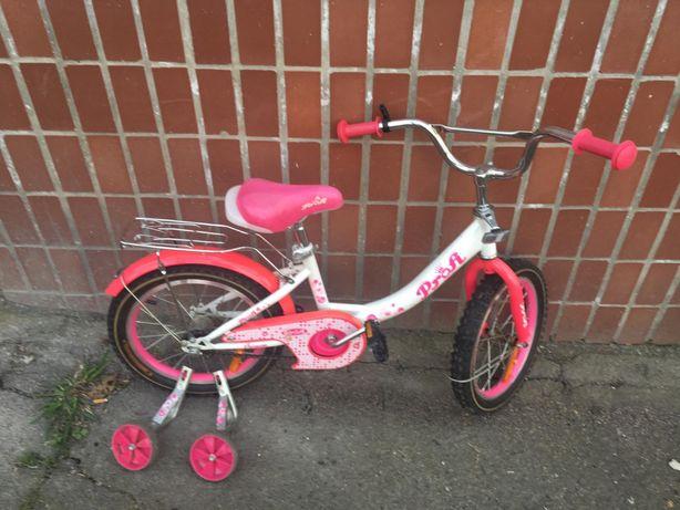 Детский велосипед от 4-7 лет