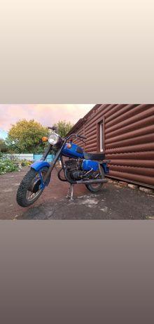 Продам мотоцикл Восход 3