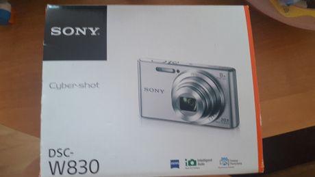 Aparat Sony W830 czarny