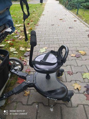 Dostawka do wózka z siedziskiem Moby System
