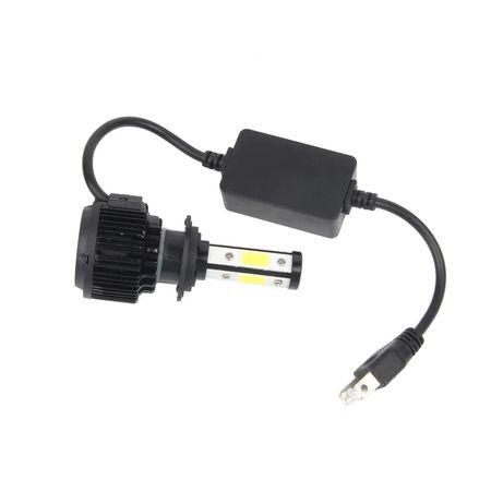 Żarówki H4 lub H7 ZESTAW LED CSP 120W20000 lm x6