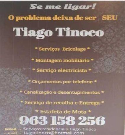 Serviços de Bricolage reparação e manutenção