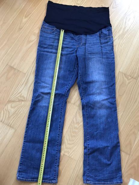 Spodnie jeansy ciążowe XL/XXL