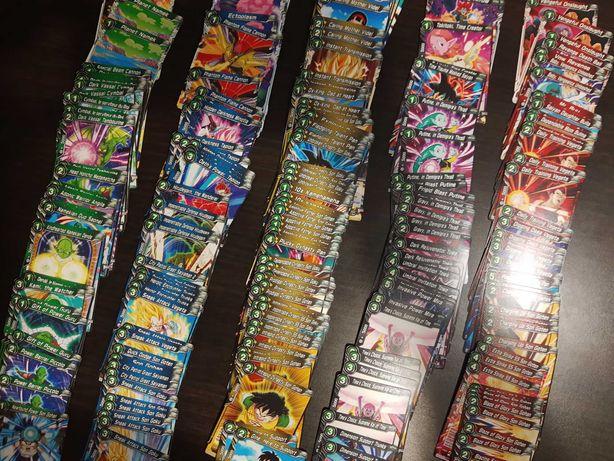 Karty kolekcjonerskie Dragon Ball Super Card Game BT4 Colossal Warfare