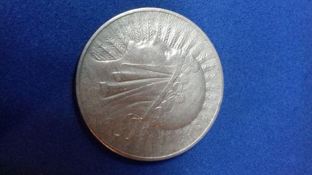 10 zł głowa kobiety Polonia 1933 rok
