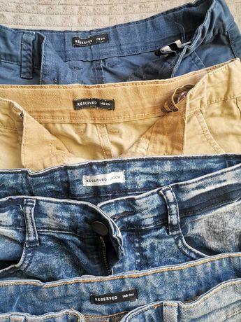Spodnie chłopięce 140, 146