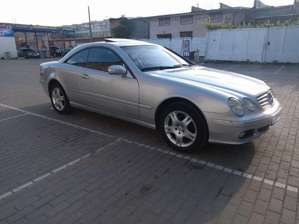 Mercedes Benz CL500 w215 5.0 BENZ
