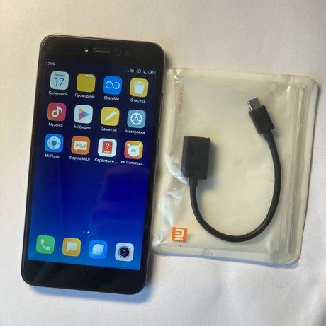 Смартфон Xiaomi Redmi Note 5A Gray