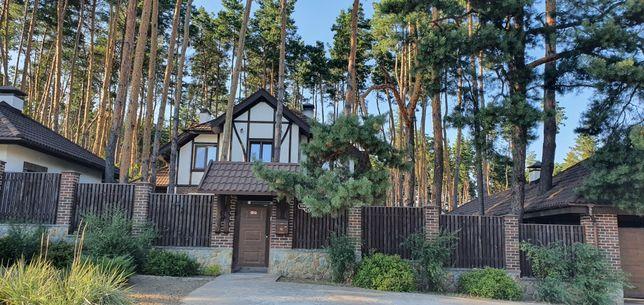 Собственник.Сдам в аренду котедж,дом под Киевом в сосновом лесу