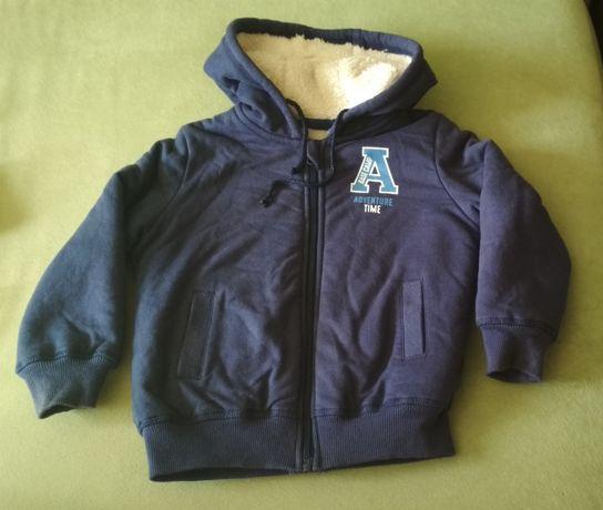 Осенняя курточка на меху Лидл 98-104 размер