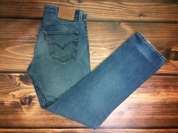 LEVIS 501 w32L32 oryginalne spodnie męskie