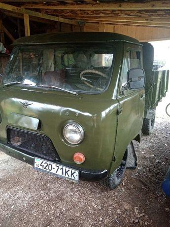 Продам УАЗ 3303 4×4