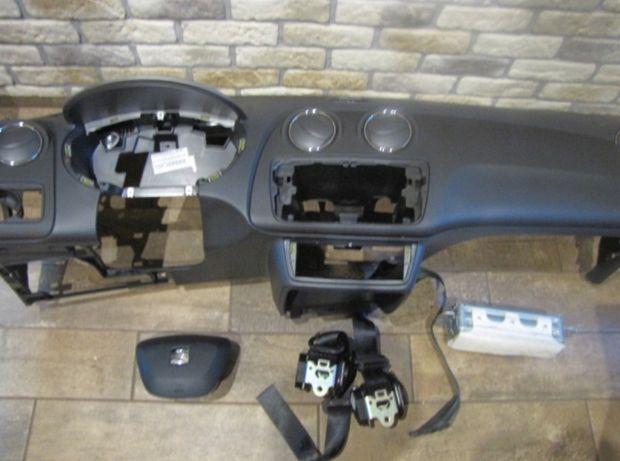 Seat Ibiza 6j tablier airbags cintos