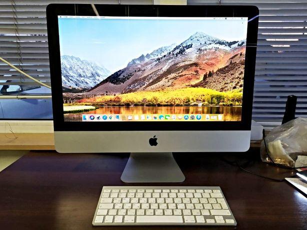 Apple iMac 21,5'' Mid 2011 мало использовался, практически новый.