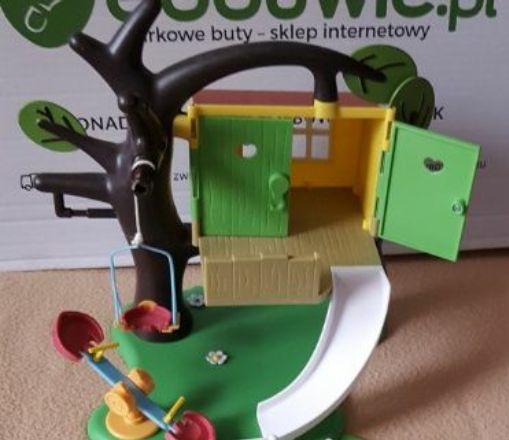 Domek na drzewie peppy