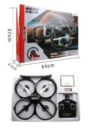 Drone Quadcopter novo em caixa c/ câmara
