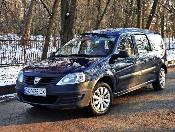 6300 у.е. Dacia Logan MCV 1,6 2012 г. 8 клапанна Не крашена Терміново
