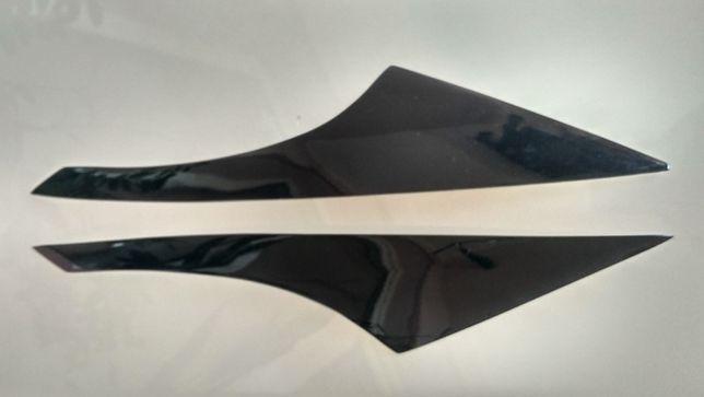 Накладки на фары узкие (реснички)