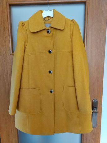 Płaszcz z wełną Orsay