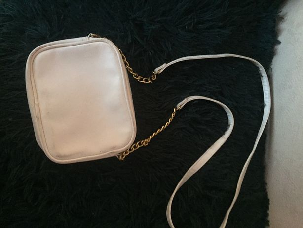 Zamienię torebkę białą