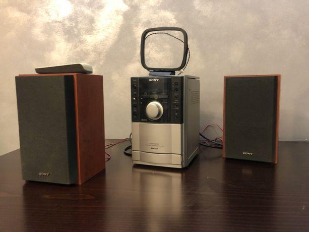 Mini wieża Sony CMT - EH10 - W pełni sprawna BDB stan
