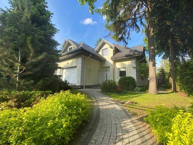 Ursus: wolnostojący dom z klimatyzacją, ogrodem + 100 m open space