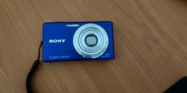 фотоаппарат Sony w530 состояние ляля