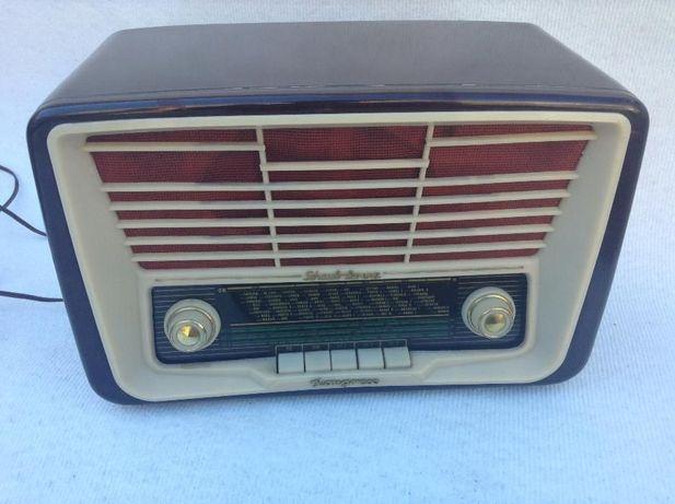 Rádio Vintage Schaub Lorenz Kongress II P Type 3118