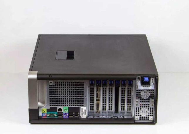 Сервер DELL Precision T7810 2шт.Xeon 2630V3, 32ядра, Quadro, лицензия
