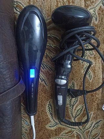 Продам электро расчёску , гофре и слайдер для локонов