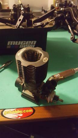 Motor rc nitro HOBAO mac28