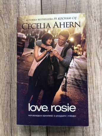 """""""Love Rosie"""" Cecelia Ahern"""